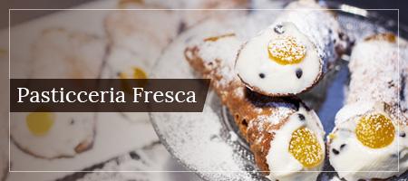 Acquista Prodotti di Pasticceria Siciliana Artigianale Fresca - Pasticceria Amodei