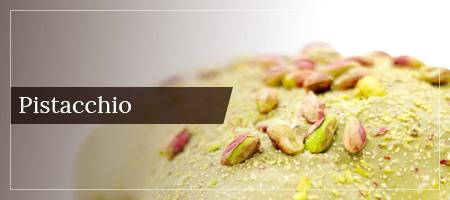 Prodotti di pasticceria artigianale a base di pistacchio - Pasticceria Amodei